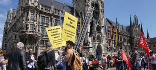 Bayerisches Polizeigesetz: Der Widerstand bleibt | f1rstlife