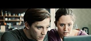 NUR EIN AUGENBLICK Clips & Trailer German Deutsch (2020)