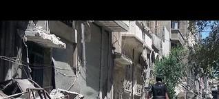 Homs und ich: Ein Kriegstagebuch | Doku & Reportage | NDR Doku