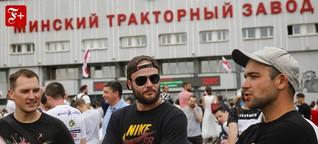 Rapper und Rocker in Belarus: Der Alte hat uns die Sonne gestohlen