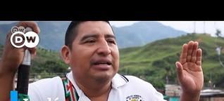 Los indígenas del Cauca denuncian genocidio