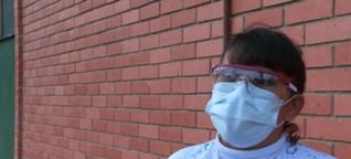 Sanitarios acosados en Colombia   DW   06.05.2020