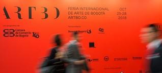 ARTBO: la gran cita del arte en Colombia | DW | 27.10.2018