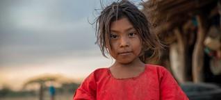 Sobrevivir en el desierto sin agua: la vida de los niños wayuu   DW   20.09.2018