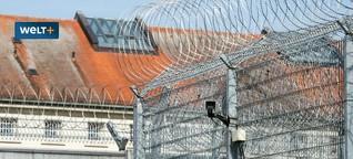 Für die virenfreien Gefängnisse zahlt Deutschland einen hohen Preis - WELT
