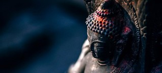 Selbstbestimmt bis zum Lebensende: Buddhismus - Die Bändigung der Angst