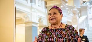 """Indigene Völker: """"Wir müssen unsere Identität bewahren"""""""