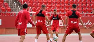 La Liga: RCD Mallorca gegen FC Barcelona. Boss spricht über Liga-Comeback