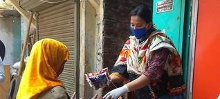 Der größte Lockdown der Welt: Die Corona-Pandemie in Indien