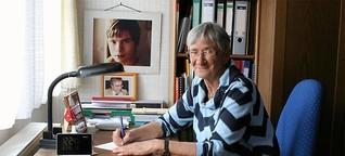 Krimis in echt statt im Lehrbuch: Porträt einer Uni-Deutschlehrerin