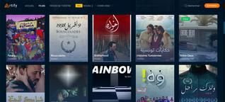 Ein kleiner tunesischer Streamingdienst will gegen Netflix bestehen