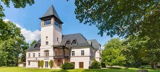 Wie reich muss man sein, um sich ein Schloss zu leisten?
