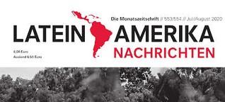GROẞE FREUDE UND HEFTIGER WIDERSTAND - Lateinamerika Nachrichten