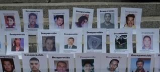 In Lateinamerika über 200.000 Menschen gewaltsam verschwunden