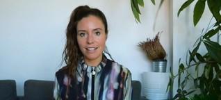 Reporter von zu Hause: Julia Amberger