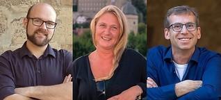 Bürgermeisterwahl in Warburg 2020: Die Kandidatin und die Kandidaten im Ww-Interview