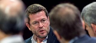 Guttenberg vermittelte US-Investmentbank Kontakt zur Bundesregierung   abgeordnetenwatch.de