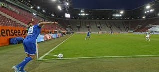 Schlusspfiff in der Fußball-Bundesliga: Nicht ohne!
