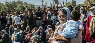 App hilft durchs Chaos auf Lesbos