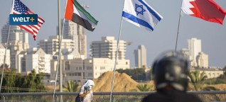 """Friedensvertrag zwischen Israel und Emiraten: """"Faktisch ist sogar Saudi-Arabien an Bord"""" - WELT"""