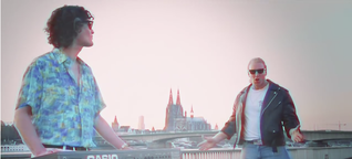 11 Musikvideos, die in Köln spielen