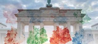 Jahresbericht zur Deutschen Einheit: Wo Deutschland gleich tickt - und wo nicht