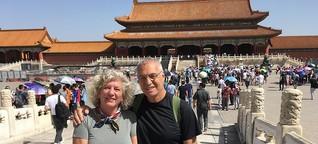 Seit sechs Jahren unterwegs: Wie zwei Rentner durchs Reisen ihr Glück finden