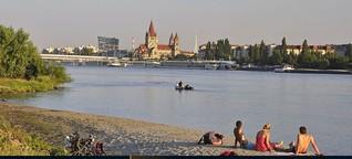 Gebrauchsanleitung für die Donauinsel