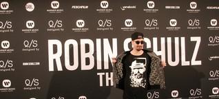 """11 Gedanken, die ich bei der Hamburger Premiere von """"Robin Schulz - The Movie"""" hatte"""