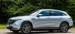 Fahrbericht: Mercedes-Benz EQC auf der Langstrecke - electrive.net
