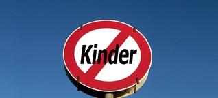 Kinderfrei - Nein zum Nachwuchs