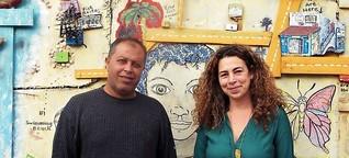 Dschisr al-Sarka in Israel: Ein Hostel gibt Hoffnung