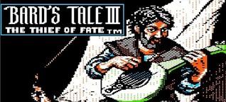 Legendäre Rollenspielreihen: The Bard's Tale (PC Games)