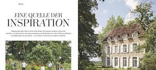 Denken unter der Platane: Ein Besuch im Château d'Orion