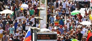 Verbot der Corona-Demo: Wer sorgt sich um gefährdete Berliner*innen?