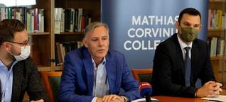 """Langjähriger """"Welt""""-Korrespondent wird Leiter von Orbáns Journalistenschule   Übermedien [1]"""