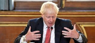 Johnson zündet die Brexit-Bombe