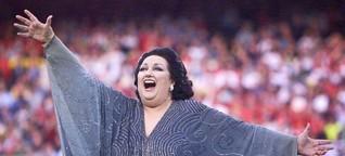 Nachruf Montserrat Caballé: Der Rockstar unter den Opernsängerinnen