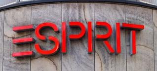 """Handels-Experte sieht für Esprit """"keine Chance""""."""