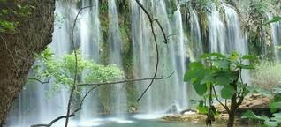 Das sind die zehn spektakulärsten Wasserfälle der Welt