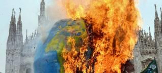 Wird der Klima-Kampf jetzt militant?