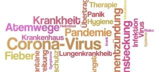 In der Pandemie kommt es auch auf die Wortwahl an