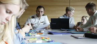 Bundeswehr an Schulen: Der Leutnant als Lehrer