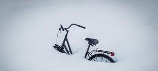 Radfahren: So kommt man auf dem Rad gut durch den Winter
