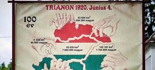 100 Jahre Trianon: Ungarns nationales Trauma   DW   03.06.2020