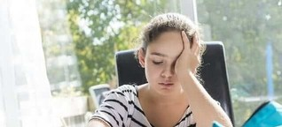 Recognize Signs of Stress in Children Due to Studying at Home