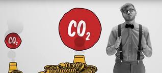 Wer fürchtet sich vor der CO2-Steuer? | 4 Minuten