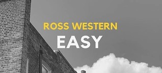 London singer Ross Western rides the airwaves above with the electric 'Easy'