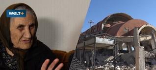 """Verfolgung assyrischer Christen: """"Wir dachten, wir sterben alle"""" - WELT"""