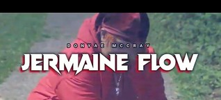 "Donyae McCray offers vehemence & catharsis with their raw Hip Hop track ""Jermaine Flow"""